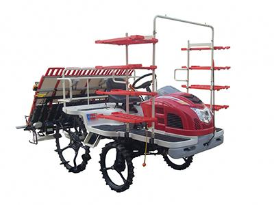2ZG-6DM Riding Type Rice Transplanter